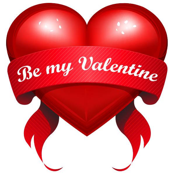 Bildergebnis für be my valentine
